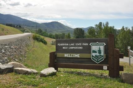 Pearrygin Lake State Park Winthrop